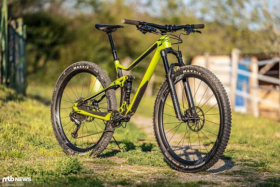 All Mountain/Trailbike