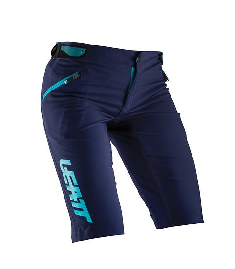 Die Leatt Shorts DBX 2.0 Women's soll leicht und dank Stretch sehr bequem sein.
