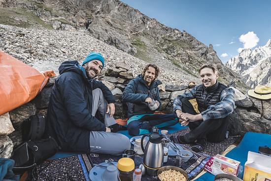 Auf Expeditionen verbringt man gezwungenermaßen sehr viel Zeit miteinander