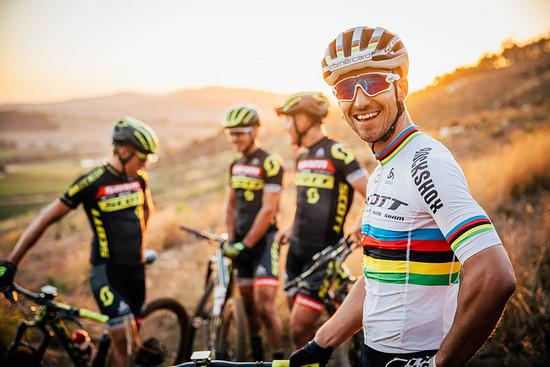 Martin hat schon mit den bekanntesten Gesichtern im Radsport gearbeitet