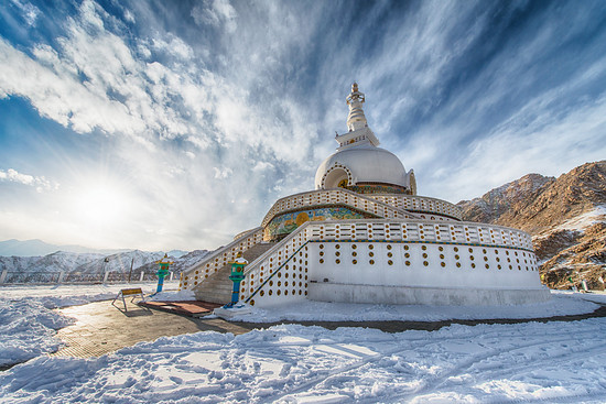 Im Ladakh – der indische Teil des Himalayas hat es Martin sehr angetan