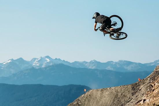 Whistler Bikepark Oakley Sender