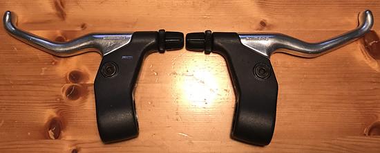 Bremshebel: Shimano SLX BL-MT63