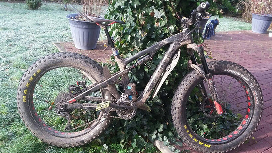 Ican SN04 Muddy times :)