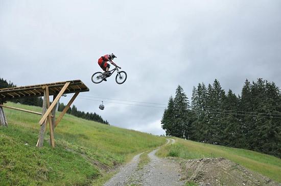 Saalbach Gap