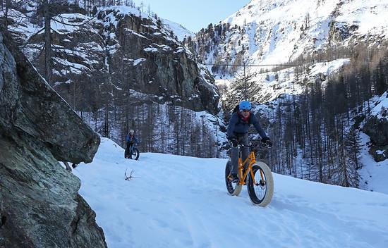 Fat Bike Zermatt