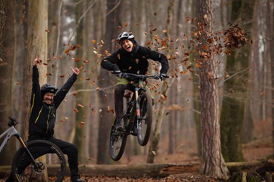 Joe und der Waldweg Walter