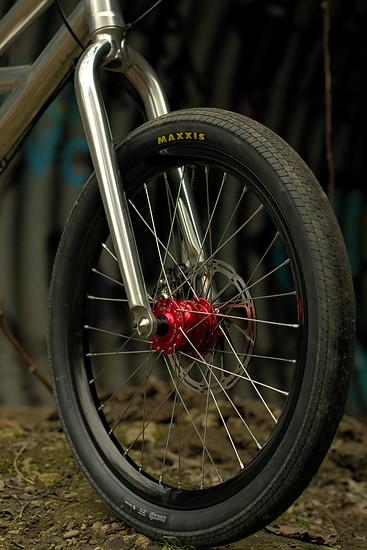 Cannondale Hooligan 2009 Neuaufbau