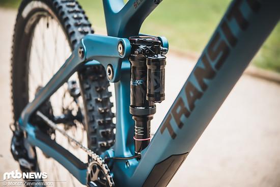 Im Vergleich mit dem Vorgänger-Modell bringt das neue Scout einen Zentimeter mehr Federweg mit.