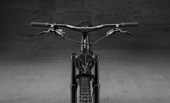"""An beiden Bikes kommen Federgabeln von Manitou zum Einsatz. Die Manitou Machete Junit am 24""""-Bike bietet 130 mm Federweg."""