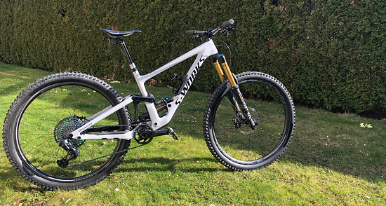 Specialized Enduro S-Works 2020