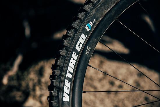 ... mit ihrem Snap nun einen Reifen für den Trail- und Enduro-Einsatz