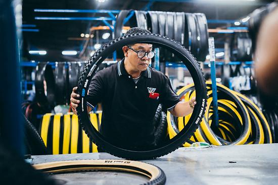 Vee Tire ist im Reifengeschäft gerade hierzulande noch eher unbekannt