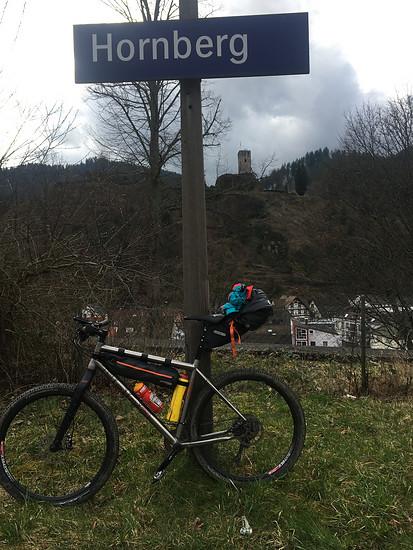 Schwarzwald - Donau - Bodenseetour:  Hornberg Start