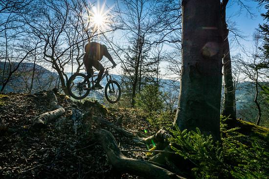 biker im himmel