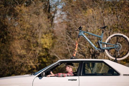 Fabian Scholz ist nicht nur Biker, sondern auch Ingenieur bei Focus Bikes in Stuttgart