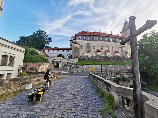 In Tschechien gibt es wirklich verdammt viele alte Gebäude.