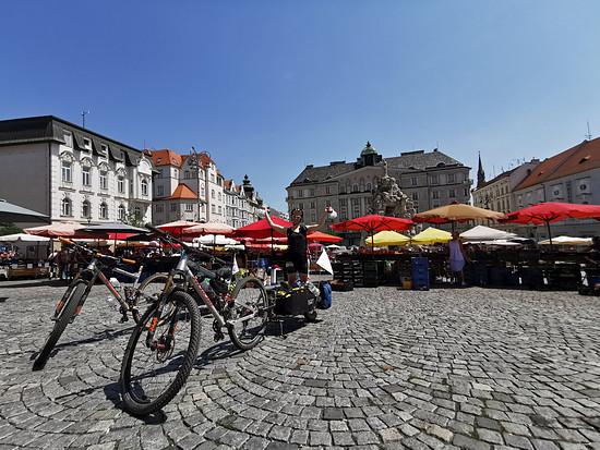 Marktplatz Brno