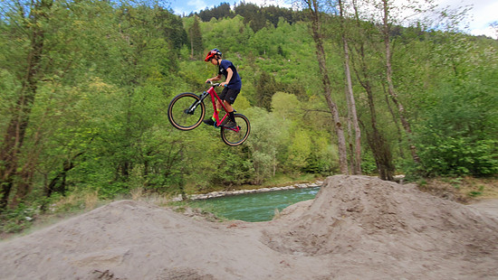 Flying high im Chillertal
