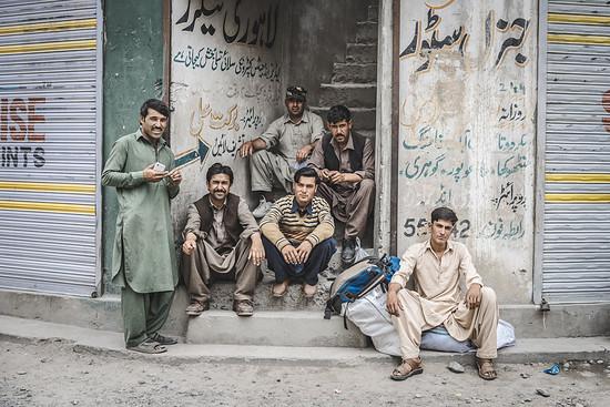 Pakistani in Skardu