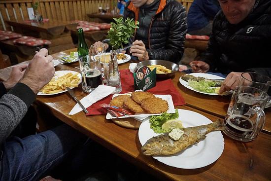 Auch die Kulinarik kommt bei unseren tschechischen Nachbarn nicht zu kurz - vom besten Bier der Welt mal abgesehen