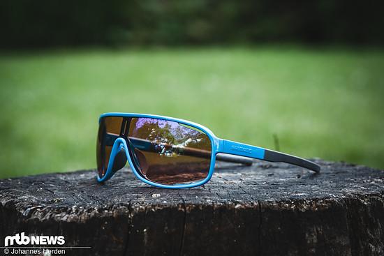 Die Shimano Technium bietet kein riesiges Paket an Features, ist aber eine solide Brille zum guten Preis