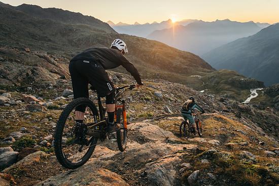 BIKE REPUBLIC SÖLDEN Fernar Trail by Wayne Reich
