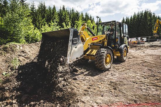 Es wird gebaut in Oberhof