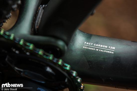 Neue Carbon-Fasern sollen das Epic leichter denn je machen, dabei aber die gleichen Steifigkeitswerte ermöglichen