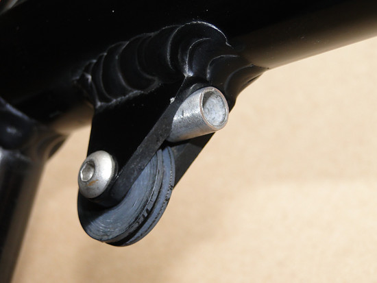 American Breezer Detail