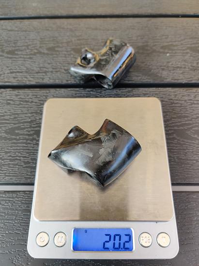 Hopp Carbon Parts P-knuckle SL Version