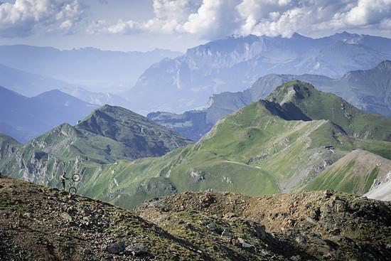 Die Alpen sind quasi vollständig erschlossen