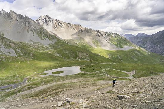 Der Forcletta Trail ist ein definitives Highlight