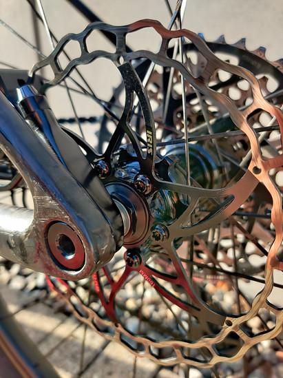 Trickstuff Alu Bremsscheiben Schrauben M5x8mm