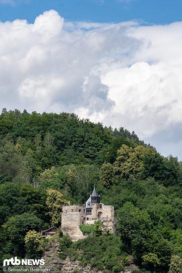 ... und Burgen und Schlösser