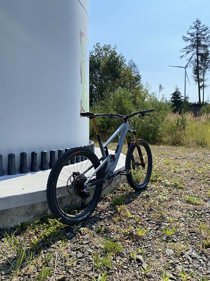 Santa Cruz Bronson V3 (CC)