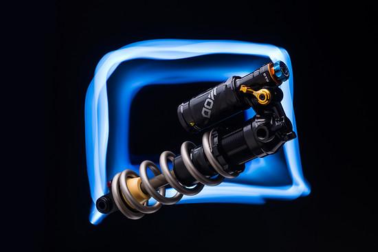 Mit dem Mod steigt der Bremsen- und Federgabel-Spezialist Formula ins MTB-Dämpfer-Geschäft ein