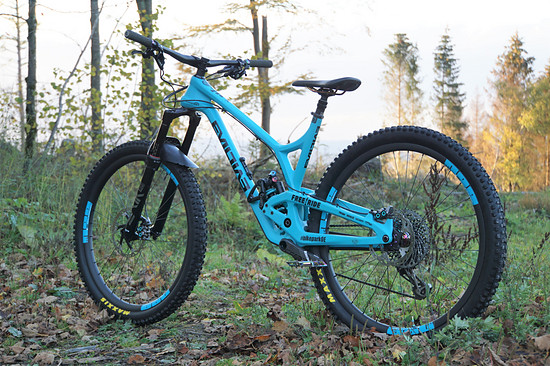 Evil The Offering X01 Custom mit Noa DH Carbon