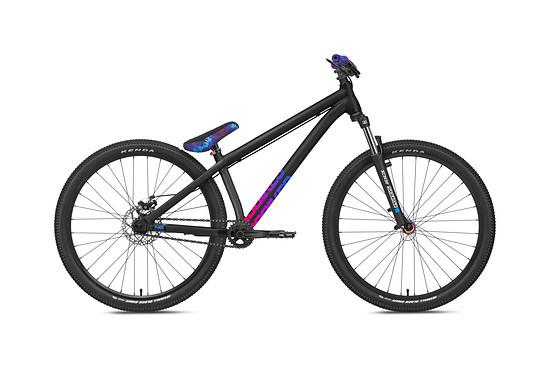 Für Nachwuchs-Talente und Einsteiger ist das NS Bikes Zircus am besten geeignet.