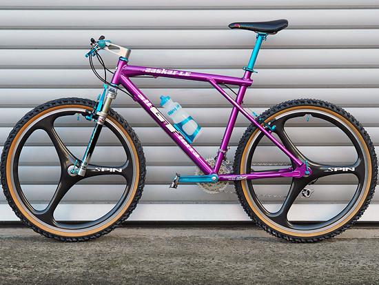 '93 GT Zaskar LE Purple Fade