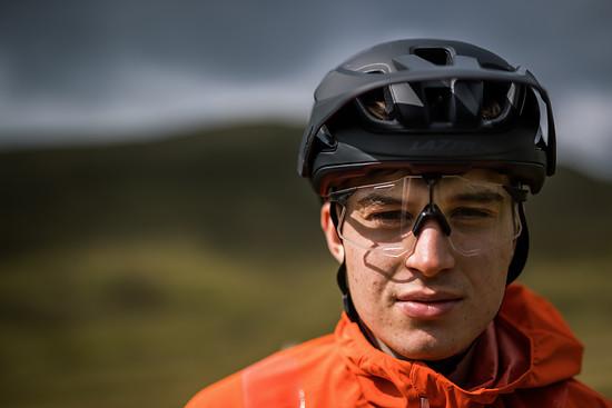 Bei der Entwicklung standen Profi-Moutainbiker wie Matt Walker und Thomas Vanderham Pate.