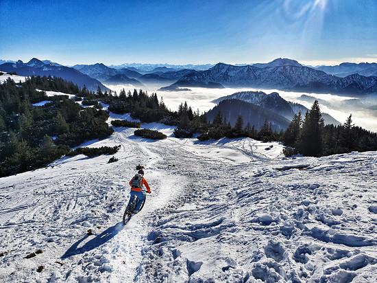 Inversion in Oberbayern