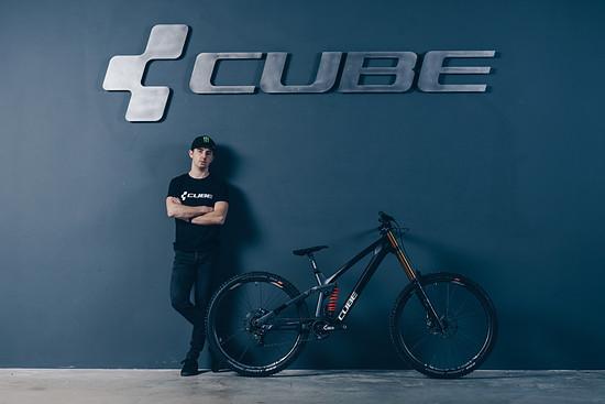 """Vermutlich werden wir Danny auf einem Cube Two15 mit 27,5""""-Hinterrad und 29""""-Vorderrad sehen."""