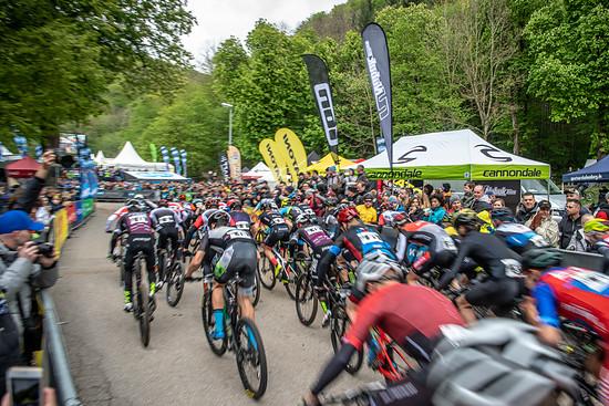 Das BikeTheRock in Heubach gehört zu den Klassikern im Rennzirkus
