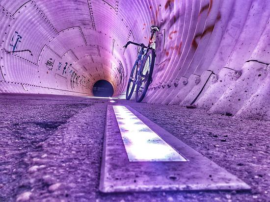 Escapaden mit Tunnelblick  😊
