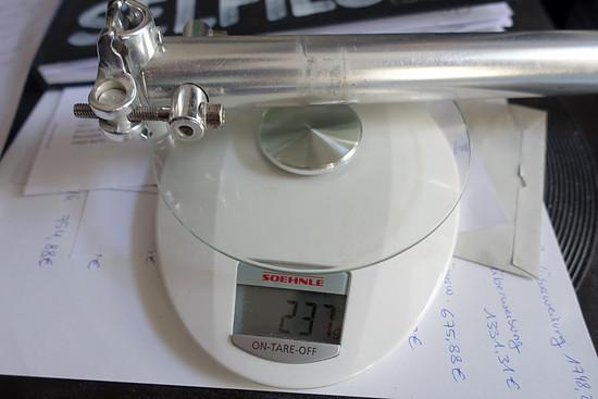 Kalloy Sattelstütze 30,4mm