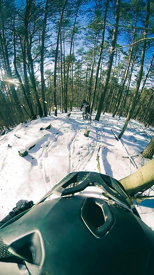 Snowy Pfälzer Trails