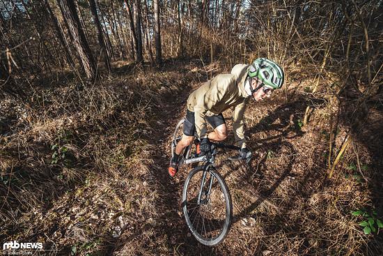 Das Bike ist agiler, als es sein langer Radstand vermuten lässt