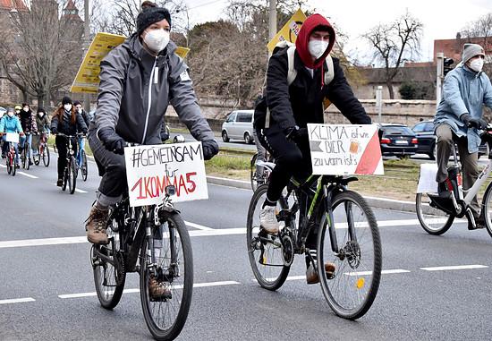Klimastreik Nuernberg 2103 7918b