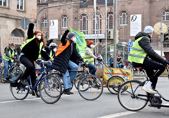 Klimastreik Nuernberg 2103 7991b